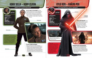 фото страниц Звёздные Войны. Энциклопедия персонажей #6