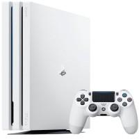 Приставка Sony PlayStation 4 Pro 1Tb Rus White (CUH-7108)