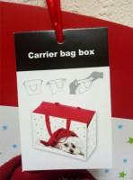 Подарок Подарочный пакет новогодний Angel Gifts 8879F (27 x 20 x 13 см)
