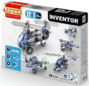 Конструктор Engino Inventor 12 в 1 'Самолеты' (1233)