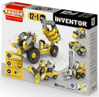 Конструктор Engino Inventor 12 в 1 'Строительная техника' (1234)