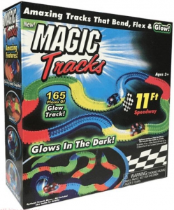 Гоночная трасса 'Magic Tracks' (Мэджик Трек) 165 деталей