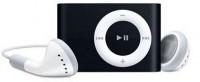 MP3 плеер с наушниками (черный)