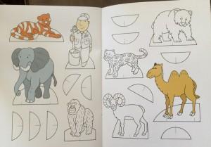 фото страниц Зоопарк. Книга-игра #5