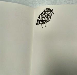 фото страниц Блокнот 'Так много книг, так мало времени' #3