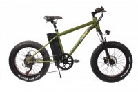Электровелосипед Maxxter Allroad 20'' (зеленый)