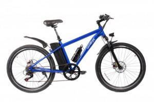 Электровелосипед Maxxter MTB 26'' (синий)