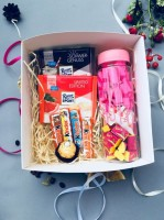 Подарок Подарочный набор 'Сладкая Бутылочка'