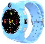 фото Детские умные часы Motto с GPS трекером S-02 Blue #4
