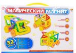 Конструктор 'Магический магнит' 32 детали (РТ-00744)