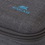 фото Сумка (чехол) для экшн-камеры RivaCase 7511 Action camera Canvas Case grey #10