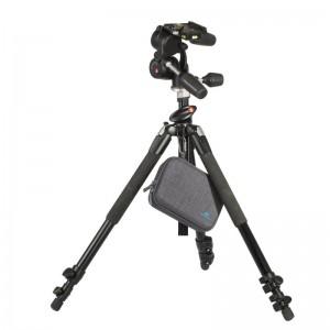 фото Сумка (чехол) для экшн-камеры RivaCase 7511 Action camera Canvas Case grey #4