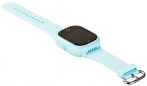 фото Детские умные водонепроницаемые часы Motto с GPS трекером TD-05 Blue #4