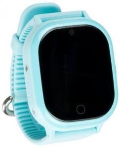 фото Детские умные водонепроницаемые часы Motto с GPS трекером TD-05 Blue #3
