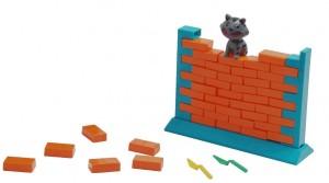 фото Настільна гра Dream Makers 'Киця на стіні' (1503_UA) #4