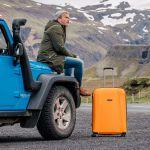 фото Чемодан Epic GTO 4.0 (M) Firesand Orange (924544) #11