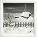 Подарок Картина 'Тихая ночь' 225x225 мм, масло, холст