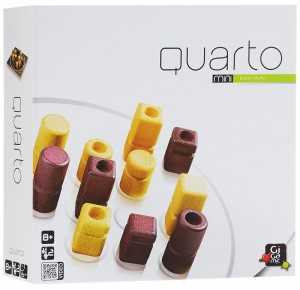 Настольная игра Gigamic 'Quarto mini' (30044)