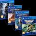 игра Антология Uncharted: части 1-4 (суперкомплект из 4 игр для PS4)