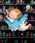 фото страниц Алиса в стране чудес (с дополненной реальностью) #13