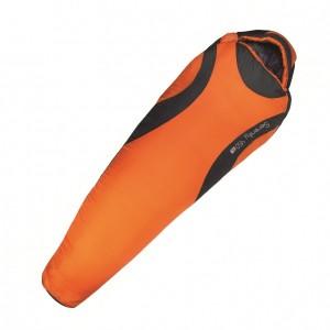 Спальный мешок Highlander Serenity 450/-10°C Orange/Dark Grey (Left) (924275)