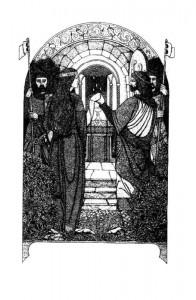 фото страниц Легенды о короле Артуре = Legends of King Arthur #4