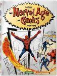 Книга The Marvel Age of Comics 1961-1978