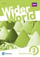 Книга Wider World 2 Teacher's Book with DVD-ROM Pack