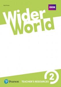 Книга Wider World 2 Teacher's Resource Book