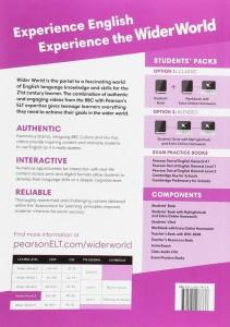фото страниц Wider World 3 Students' Book with MyEnglishLab Pack #5