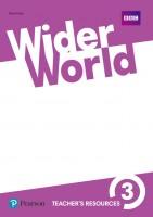 Книга Wider World 3 Teacher's Resource Book