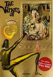 Книга Dalí. The Wines of Gala