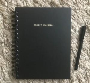 фото страниц Блокнот в точку: Bullet journal #4
