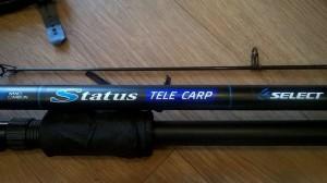 фото Удилище карповое Select Status Carp 3LB 3.60m #2