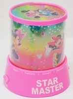Подарок Проектор звездного неба Star Master 'Mikky Pink'