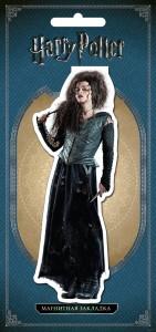 Книга Фигурная магнитная закладка 'Беллатриса Лестрейндж'