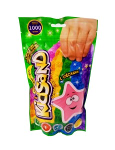 фото Набор креативного творчества Danko toys KidSand 'Кинетический песок' (1000г) (7807DT) #2