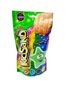 фото Набор креативного творчества Danko toys KidSand 'Кинетический песок' (1000г) (7807DT) #3