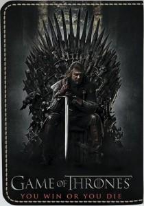 фото Обложка на паспорт 'Игра Престолов. Железный трон' (Эко-Кожа) #5