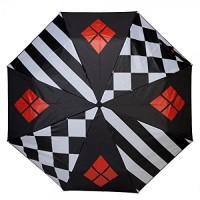 Подарок Зонт Bioworld 'DCO Hq Icon Panel Umbrella' (UM4HXKDCO)