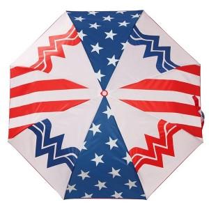 Подарок Зонт Bioworld 'DCO  Ww Americana Logo Umbrella' (UM4HXLDCO)