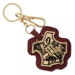 Подарок Брелок  Bioworld 'HPT Hogwarts PU/Metal Keychain' (KE5LSJHPT)