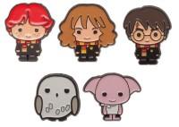 Подарок Набор значков Bioworld 'HPT - Harry Potter lapel pin set' (LP5TZ8HPT)