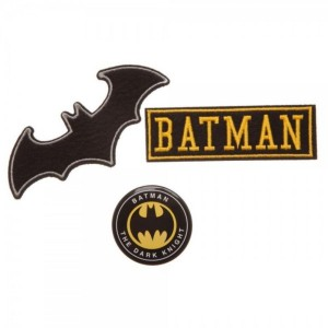 фото Рюкзак Bioworld 'Batman Patch It Backpack' (BP5DTJBTM) #6