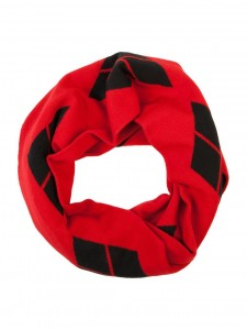 Подарок Шарф Bioworld 'DC Comics Harley Quinn Infinity Knit Scarf' (KS4SKEBTM)