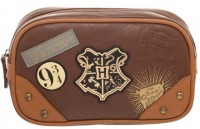 Подарок Косметичка Bioworld 'Harry Potter Hogwarts Design Toiletry Cosmetics Bag' (UP5ES3HPT)