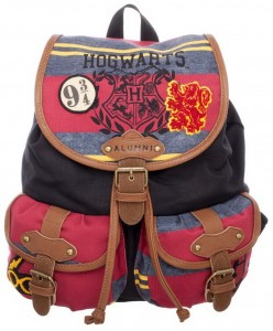 Рюкзак Bioworld 'Harry Potter Hogwarts Alumni Knapsack Backpack' (JK4HFMHPT)