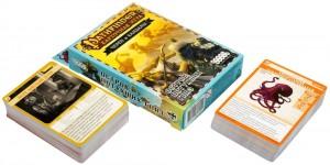 фото Настольная игра Hobby World 'Pathfinder. Карточная игра: Череп и Кандалы. Колода приключения Остров Потухших Глаз' (1704) #3