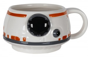 фото Кружка Funko POP! Home 'Star Wars - BB-8 Ceramic Mug' (7755) #2