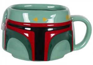 фото Кружка Funko POP! Home 'Star Wars - Boba Fett Ceramic Mug' (7799) #2